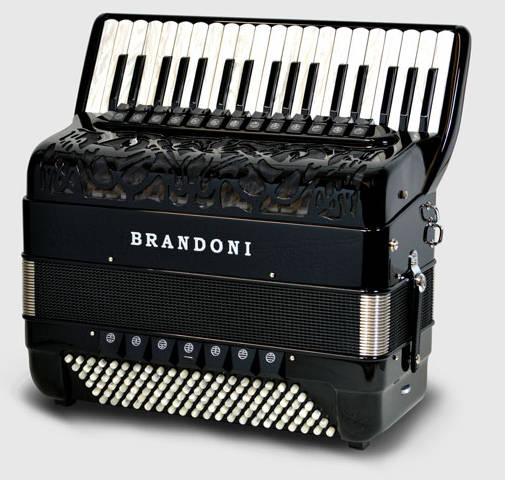 Brandoni 147C piano accordion