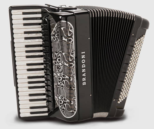 Brandoni 148C piano accordion