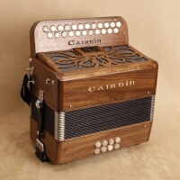 Cairdin button accordion