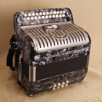Paolo Soprani Jubilee button accordion