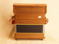Castagnari Dinn II button accordion