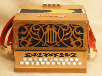 Castagnari Ciacy button accordion