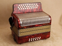 Hohner Corona II button accordion