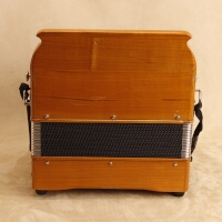 Excelsior button accordion