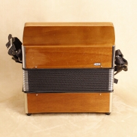 Hohner Morgane button accordion
