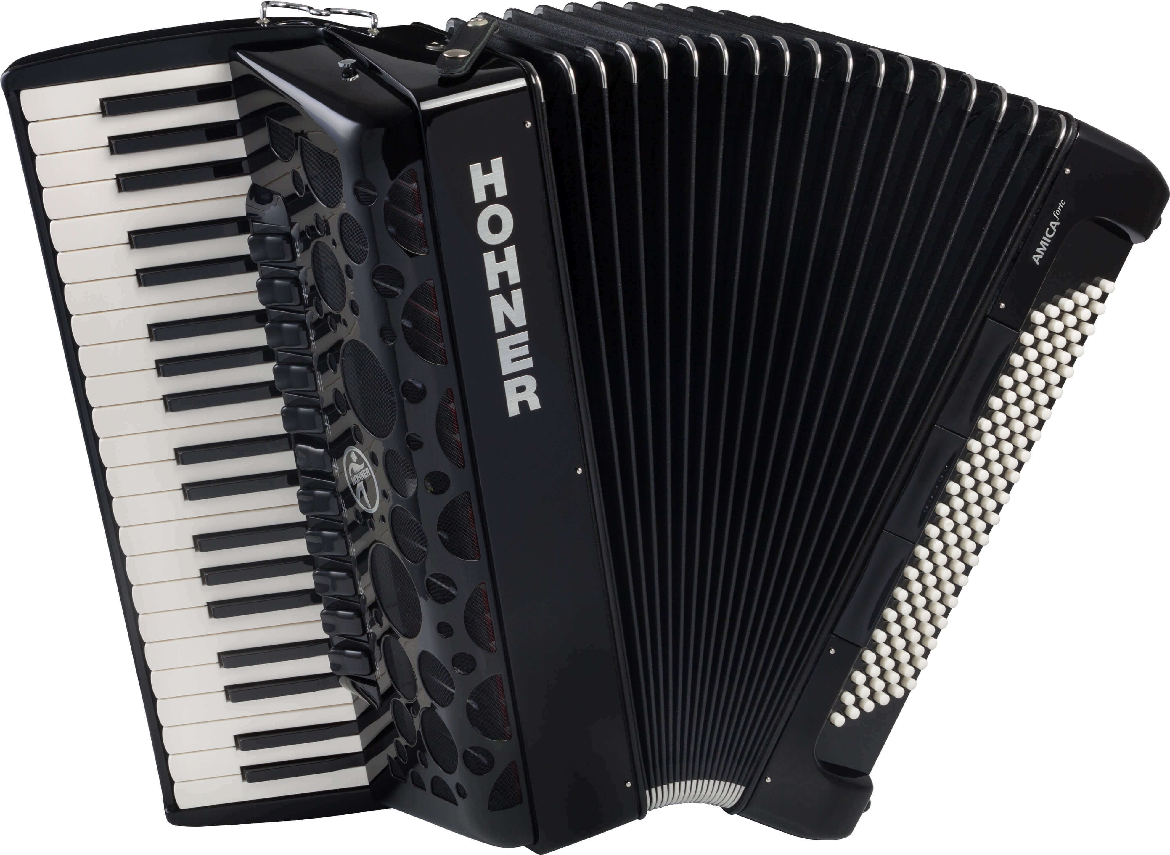 Hohner Amica IV piano accordion