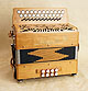 Saltarelle Awen button accordion