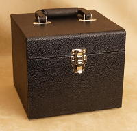 Button Box concertina hard case