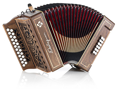 Castagnari Giasco III button accordion