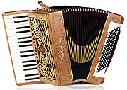 Castagnari Magica piano accordion