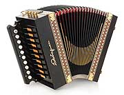 Castagnari Melodeon button accordion