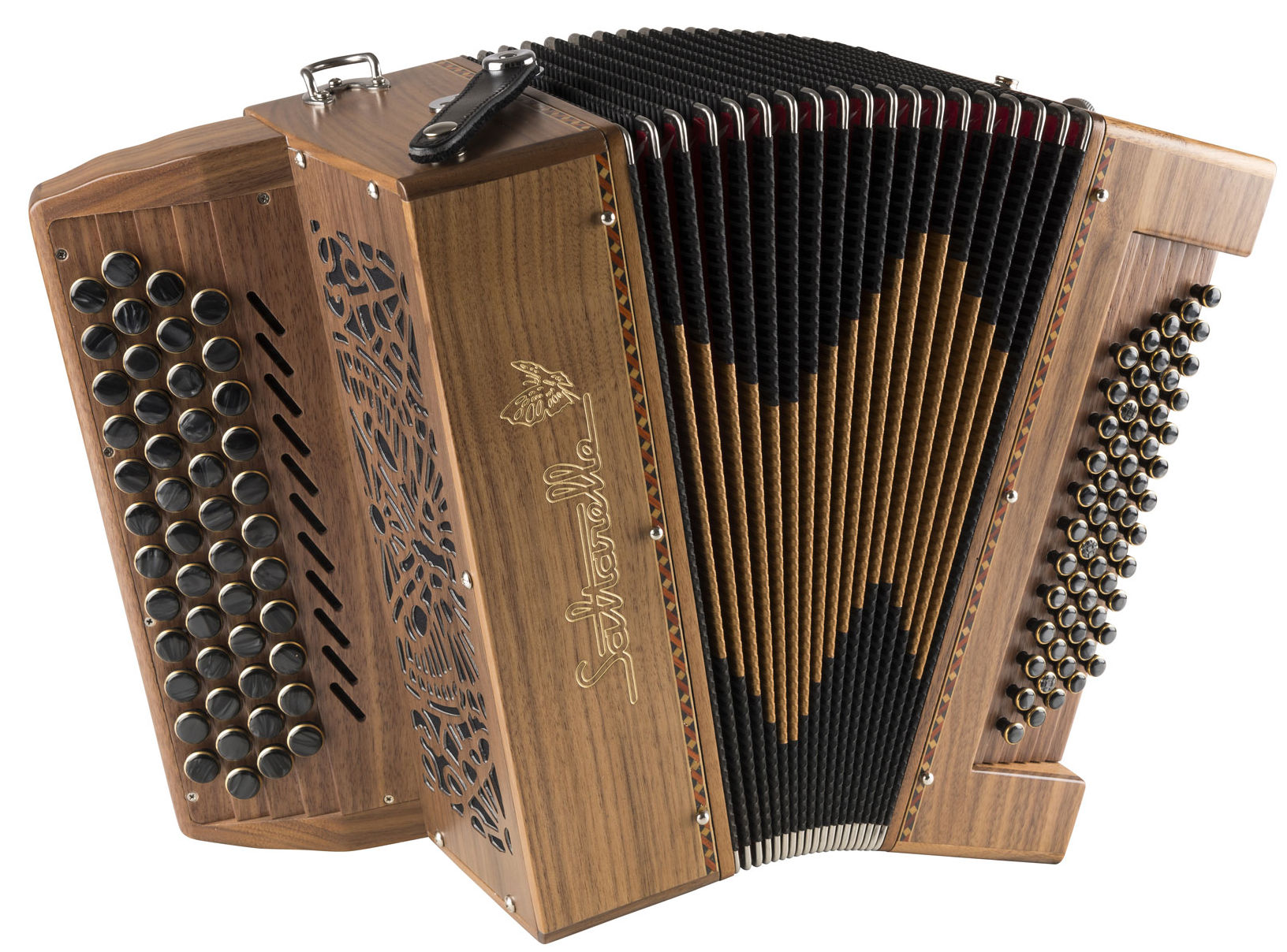 Saltarelle Chaville chromatic accordion