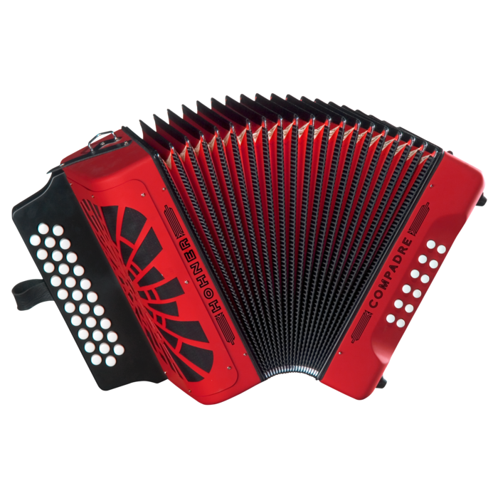 Hohner Compadre Button Accordion