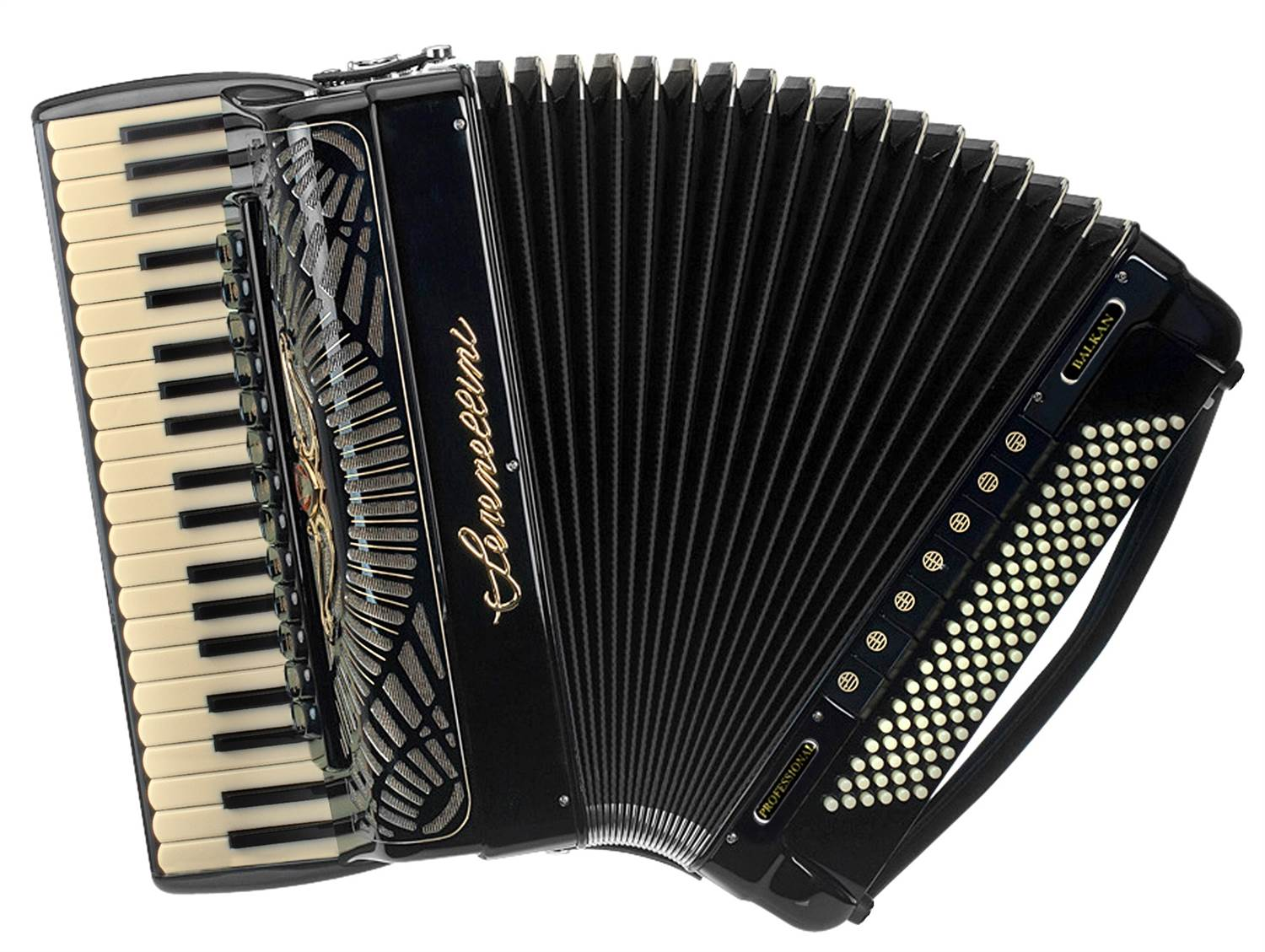 Serenellini Cassotto Imperator Balkan 2+2 piano accordion