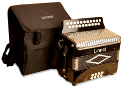 Linnet with soft case