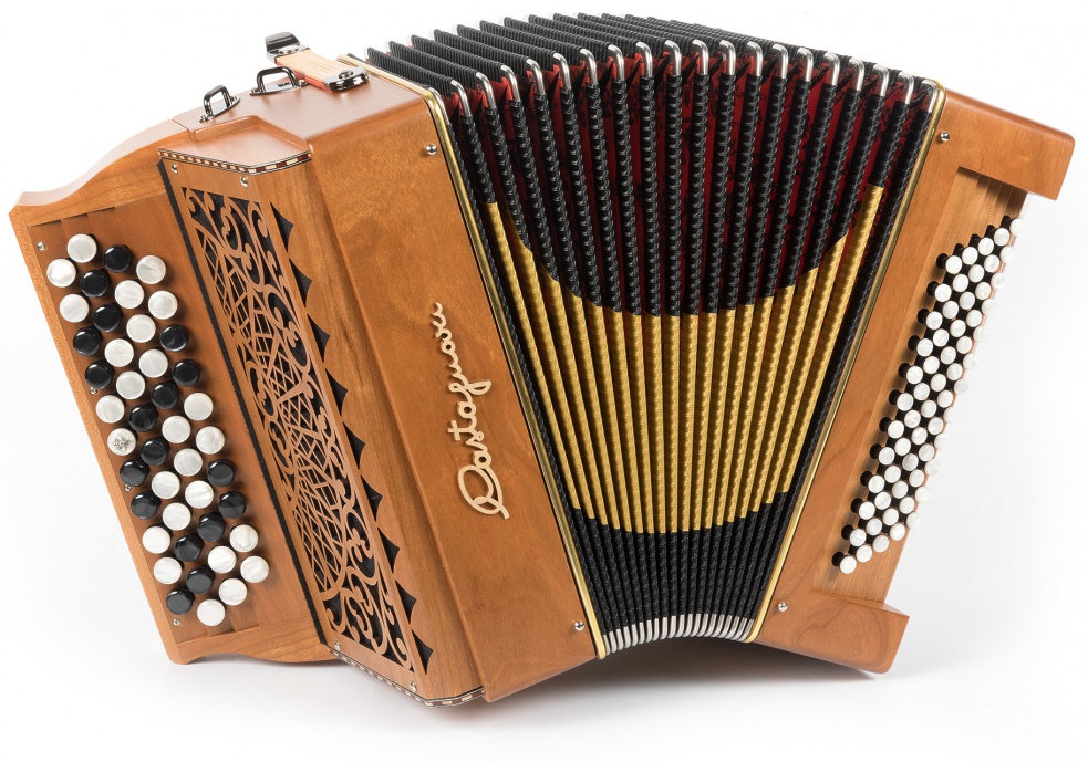Castagnari Magica K1 60-bass chromatic accordion