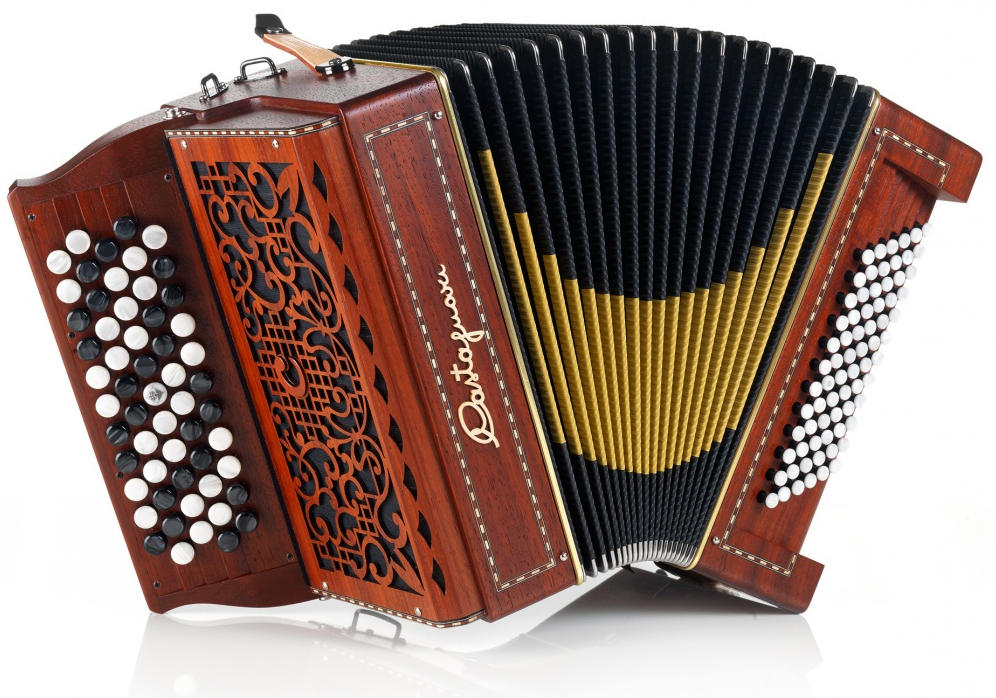 Castagnari Magica K3 chromatic accordion