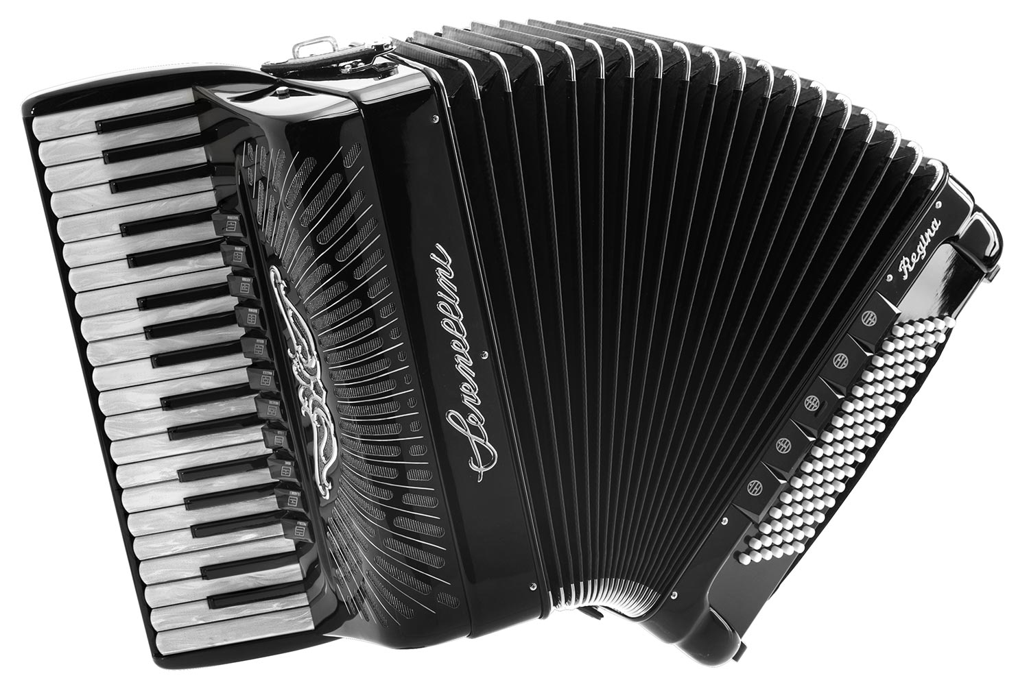 Serenellini Cassotto Regina Compact 2+2 piano accordion