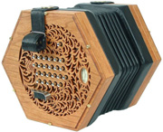 Concertina Connection Rose English