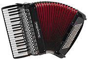 Serenellini 373 piano accordion