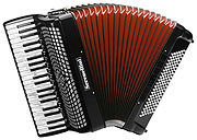 Serenellini 414K piano accordion
