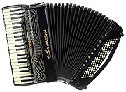 Serenellini Cassotto Balkan 2+2 piano accordion