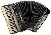 Serenellini Cassotto Imperator Gold 2+2 piano accordion