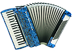Weltmeister Cassotto 374 piano accordion