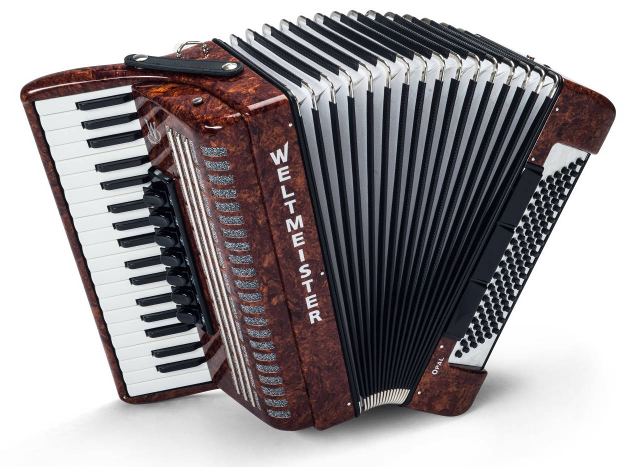Weltmeister Opal piano accordion