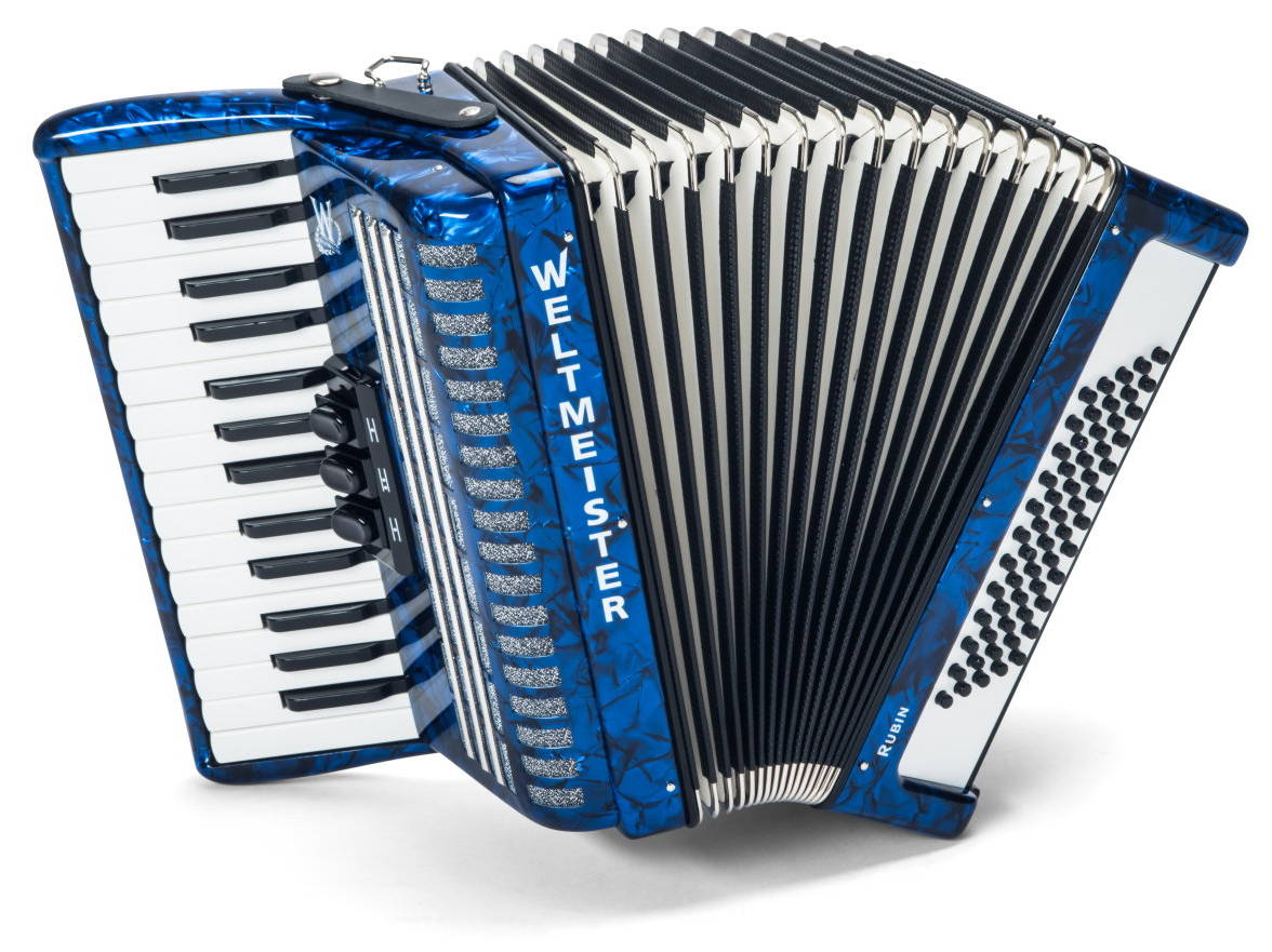 Weltmeister Rubin piano accordion